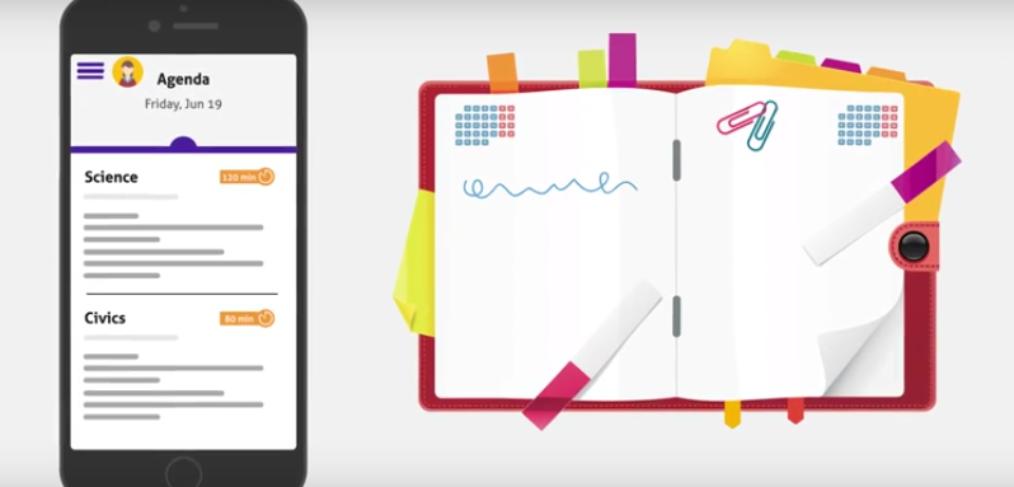 screen shot from eduvation's explainer video