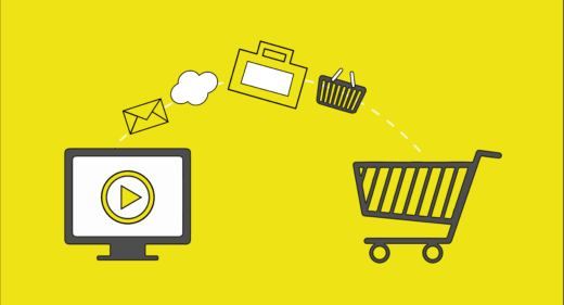 visual representing the success of e-commerce through explainer videos