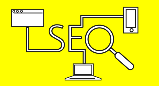Illustration representing the SEO tips for videos