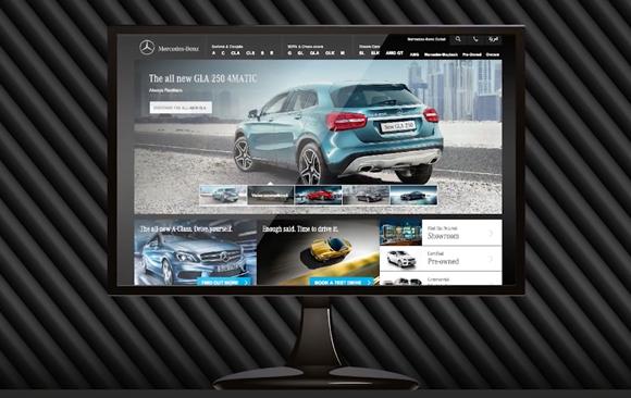 Mercedes-Benz Campaign